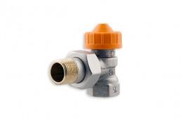 Thermostat Ventilunterteil VarioDP Hydraulischer Abgleich